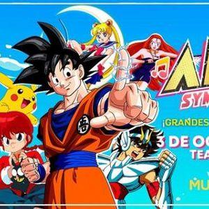 Anime Symphonic Live 2021  Evento Oficial