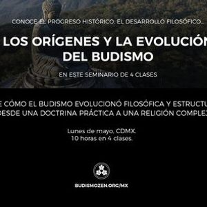 Seminario ORGENES Y EVOLUCIN DEL BUDISMO