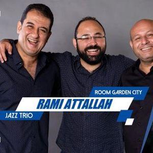 Rami Attallah Jazz Trio at Room Garden City