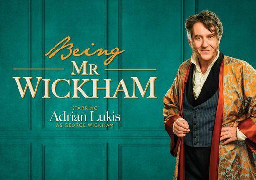 Being Mr Wickham, 1 November | Event in Basingstoke | AllEvents.in
