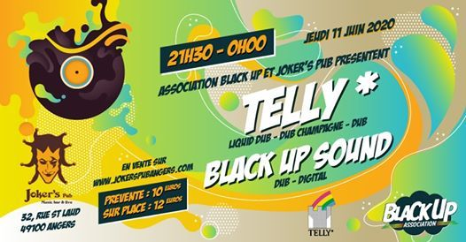 Complet - Telly  Liquid Dub  Black Up Sound