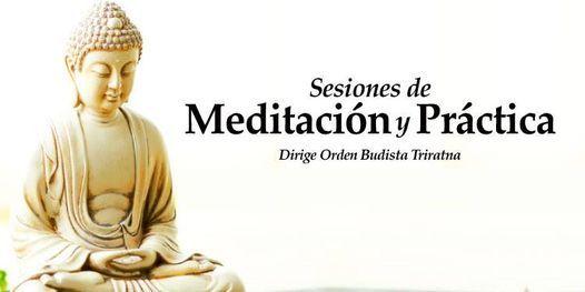 Sesiones de Meditación y Práctica en la Roma, 26 October | Event in Mexico City | AllEvents.in