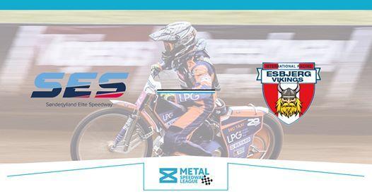 UDSAT - SES Snderjylland Elite Speedway - Esbjerg Vikings