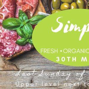 Simply Fresh Organic Market mallofthesouth