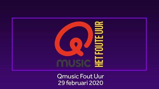 Qmusic Foute Uur