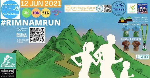 Rim Nam Run 2021, 12 June | Event in Chiang Mai | AllEvents.in