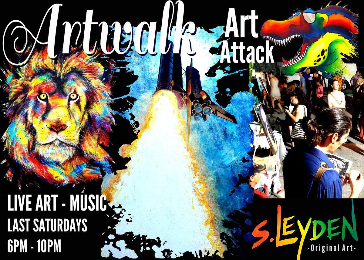 Artwalk at Art Attack!, 25 September | Event in Fort Lauderdale | AllEvents.in
