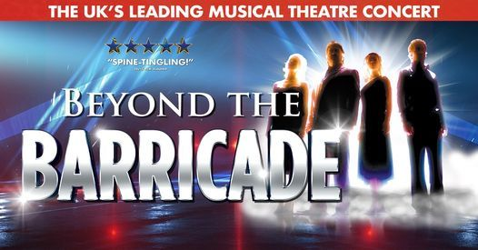 Beyond the Barricade, 10 September | Event in Basingstoke | AllEvents.in