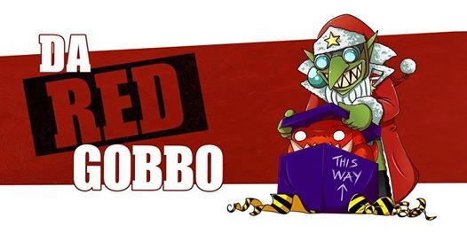 Da Red Gobbo Painting Competition