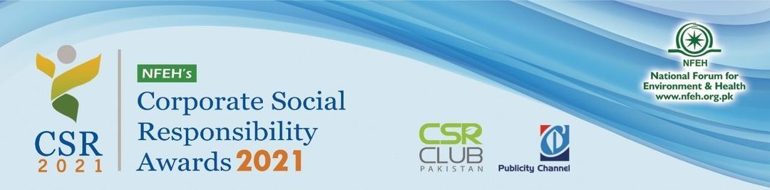 13th NFEH's CORPORATE SOCIAL RESPONSIBILITY AWARDS-2021 | Event in Islamabad | AllEvents.in