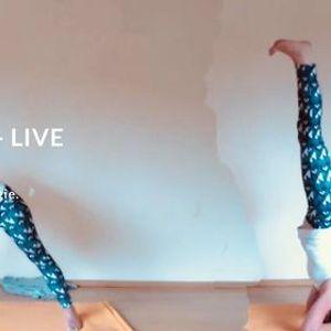 Healing Yoga - Donnerstags um 17 Uhr