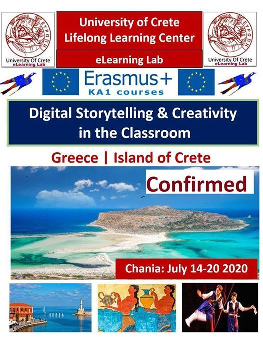 Digital Storytelling & Creativity in the Classroom