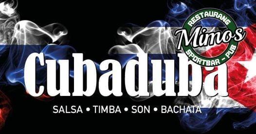 Cubaduba Danceclub på Mimos i Falun!   Event in Falun   AllEvents.in