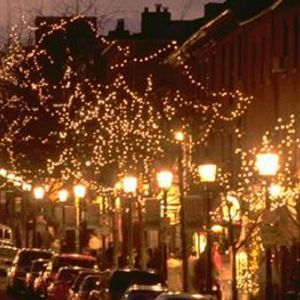 Holiday Guided Tour and Nightlife Experience of Old Town VA