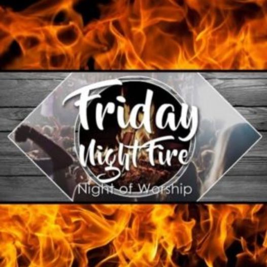 FRIDAY NIGHT FIRE, 23 April | Event in Tahlequah | AllEvents.in
