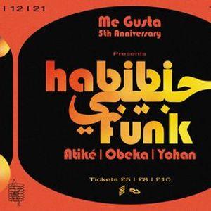 Me Gusta presents Habibi Funk