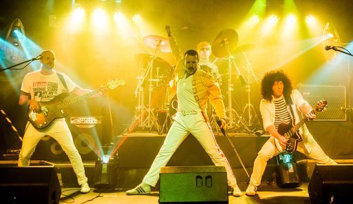 Pure Queen, 2 January | Event in Kidderminster | AllEvents.in
