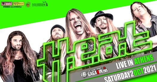 HEAT Live in Athens 2021, 2 October   Event in Athens   AllEvents.in