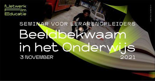BeeldBekwaam in het Onderwijs 2021, 3 November | Event in Amsterdam | AllEvents.in