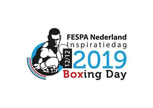 FESPA Nederland Inspiratiedag 2019 - boxing day