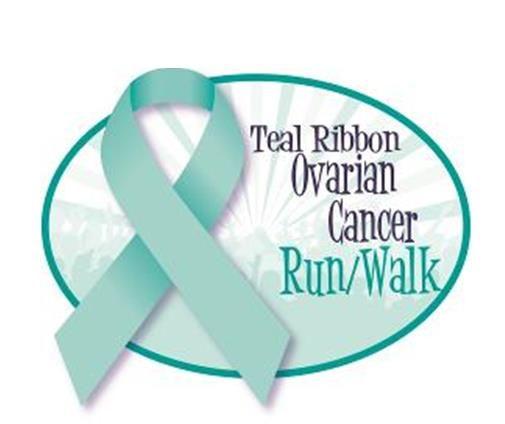 Teal Ribbon Ovarian Cancer Run Walk At Indianapolis City Market Indianapolis