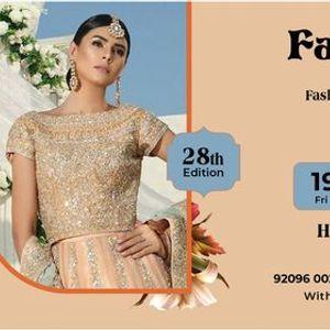 Fashionista Fashion & Lifestyle Wedding Special Exhibition Nashik