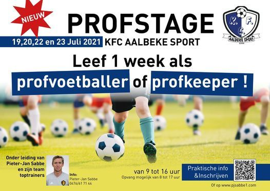Profstage 2021, 19 July | Event in Kortrijk | AllEvents.in