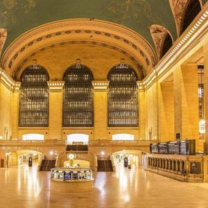 Grand Central Mder Mystery