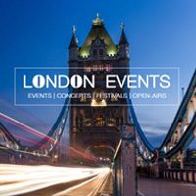 London Events, Concerts & Parties