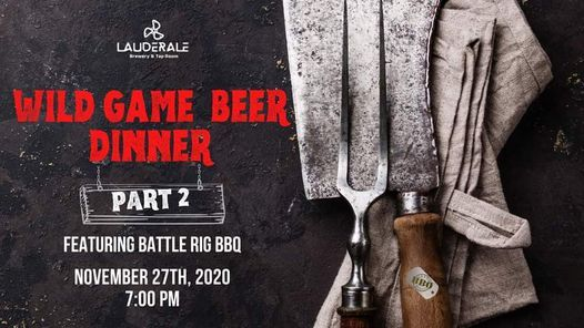 Wild Game Beer Pairing | Event in Fort Lauderdale | AllEvents.in