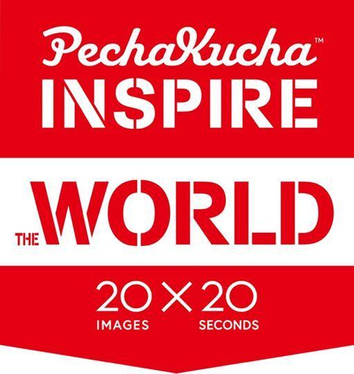 PechaKucha Inspire the World on-line