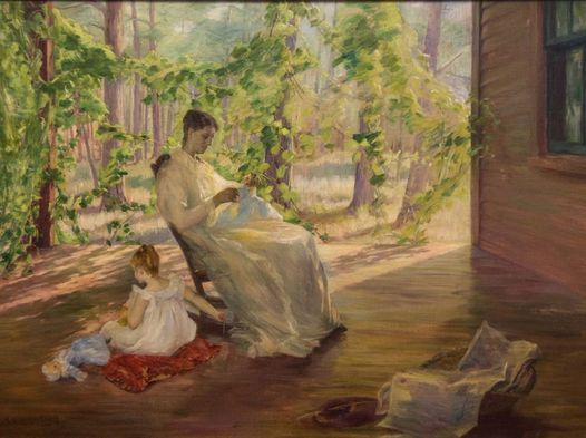 Online Special Exhibition Tours: America's Impressionism, 18 August | Online Event | AllEvents.in