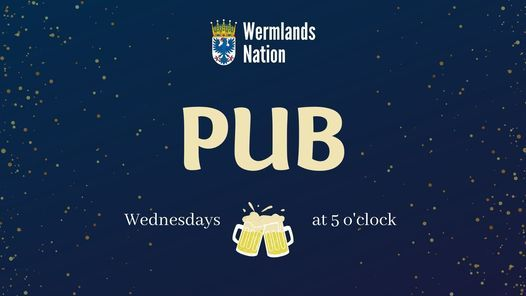 Wermlands Nation Pub, 19 May | Event in Lund | AllEvents.in