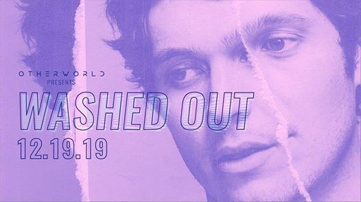 Washed Out DJ Set  Otherworld