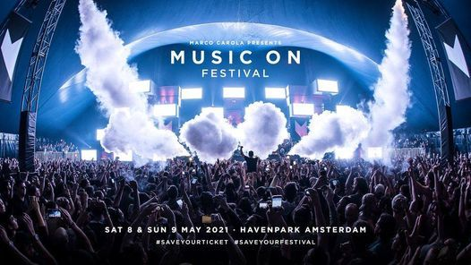 Music On Festival 2021   Weekend, 8 May   Event in Amsterdam   AllEvents.in