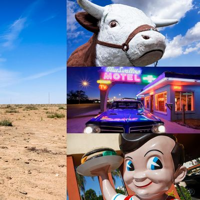 Virtual Road Trip Down Route 66 with Pro Photographer Julien McRoberts