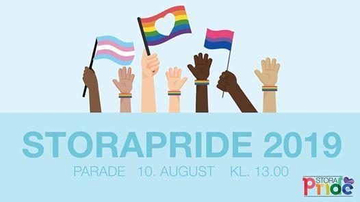 Parade  Storapride 2019