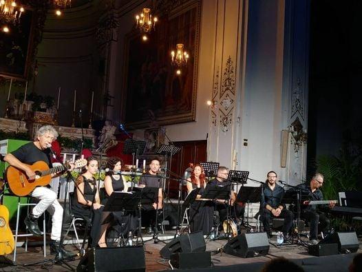 Eugenio Bennato & Le Voci del Sud in concerto - Roma Auditorium Parco della Musica, 26 December | AllEvents.in