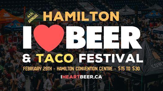 Hamilton I Heart Beer & Taco Festival