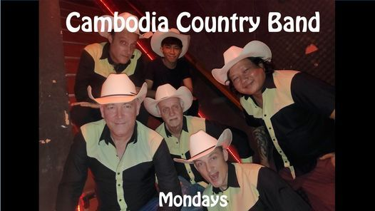 Cambodia Country Band on Mondays | Event in Phnom Penh | AllEvents.in
