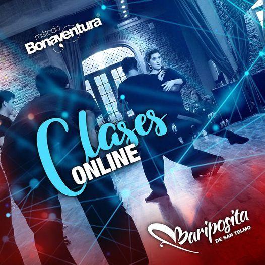 Opening Mariposita online lessons