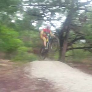 New Years Eve Mountain Bike Ride at Santos