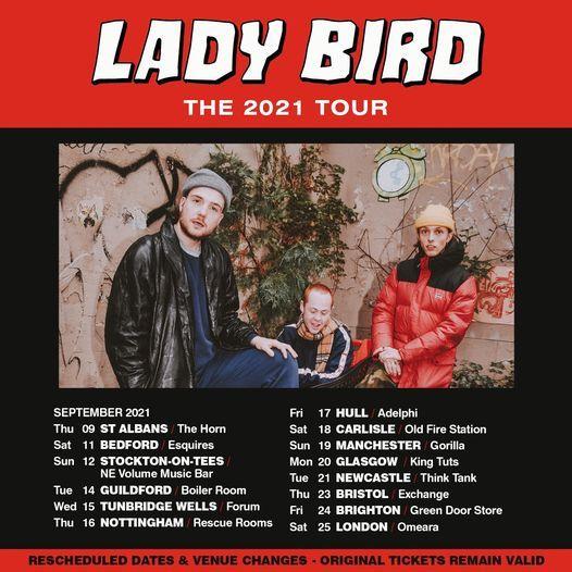 Lady Bird - Gorilla, Manchester, 19 September   Event in Manchester   AllEvents.in