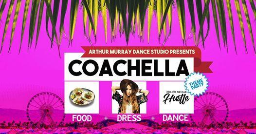 Arthur Murray Festival Coachella
