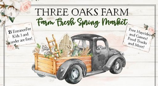 Farm Fresh Spring Market, 20 March | Event in Saint George | AllEvents.in