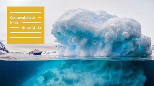 Cestovatesk kino Antarktda  KC Dunaj