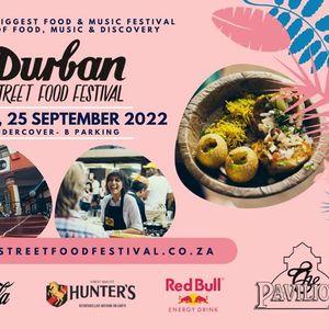 Durban Street Food Festival 2021 Food & Music Festival