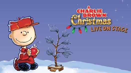 A Charlie Brown Christmas Live On Stage.A Charlie Brown Christmas Live On Stage At Pablo Center At