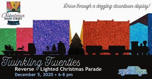 Lighted Christmas Parsde Las Vegas 2020 Lighted Christmas Parade, Downtown Oskaloosa, 5 December