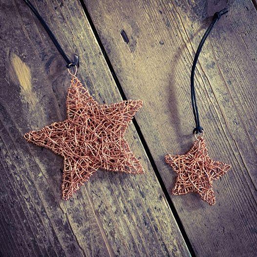 Wire Christmas Decoration Workshop